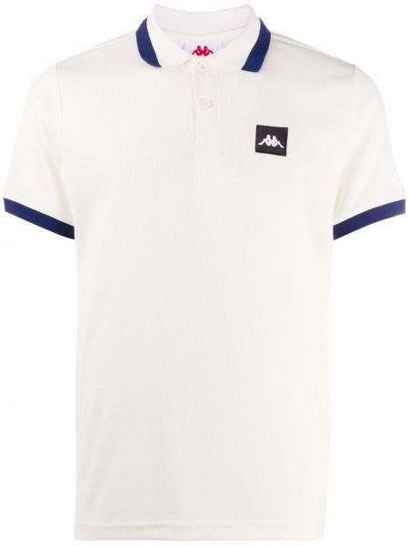 Рубашка с короткими рукавами классическая с воротником-стойкой Kappa