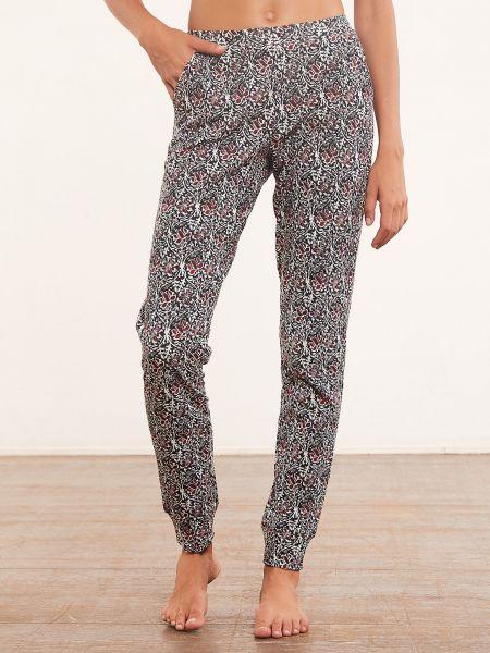 Piżama - czarna Etam