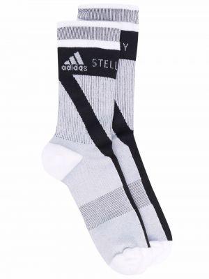 Носки из микрофибры - белые Adidas By Stella Mccartney