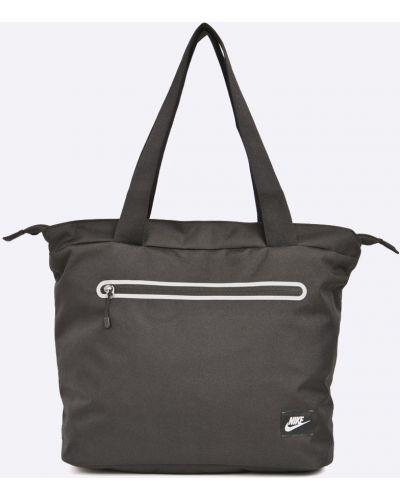 Сумка черная большая Nike Kids