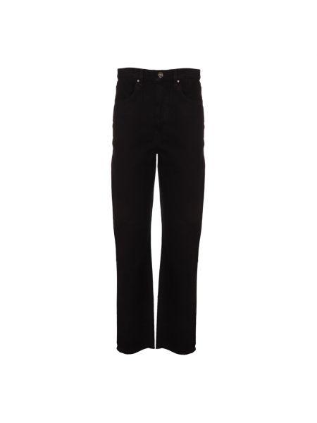 Czarne mom jeans Toteme