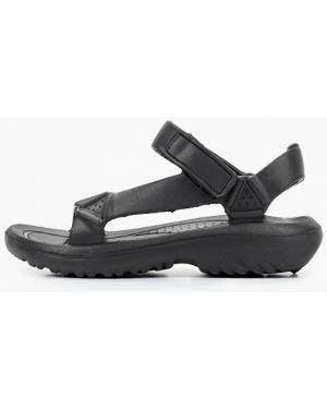 Спортивные сандалии черные Marquiiz