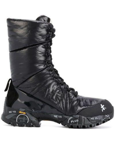 Кожаные ботинки резиновые Premiata