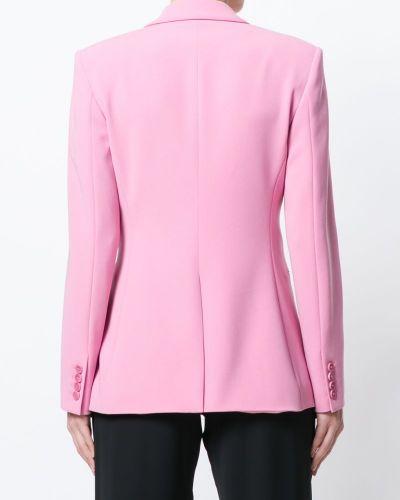 Классический пиджак приталенный с воротником-стойкой прямой Theory