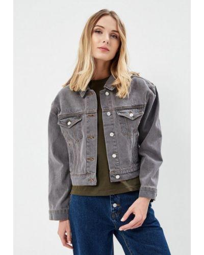 Джинсовая куртка весенняя 12storeez