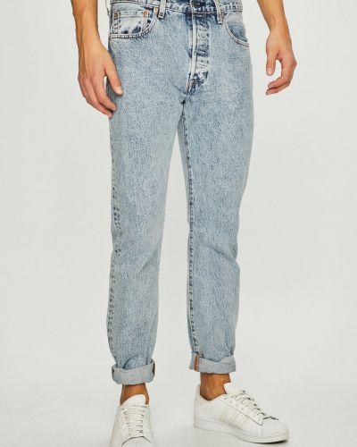 Прямые джинсы с нашивками на пуговицах Levi's®
