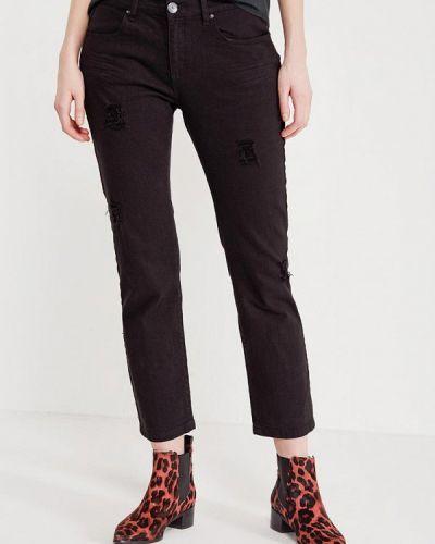 Зауженные джинсы - черные Sack's