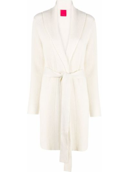 Шерстяное пальто - белое Cashmere In Love