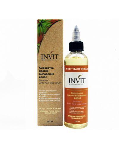 От выпадения волос сыворотка для волос Invit