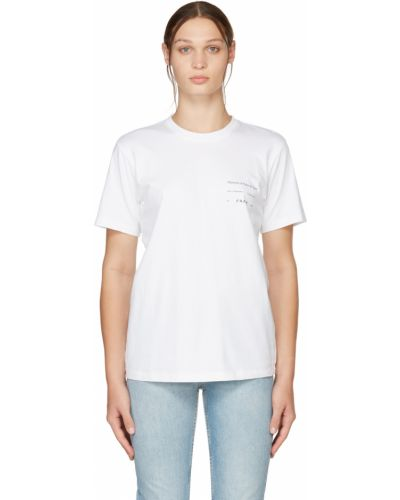 Biała koszulka krótki rękaw Museum Of Peace And Quiet
