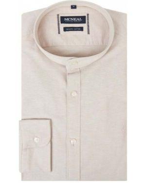 Koszula z długim rękawem Oxford długa Mcneal