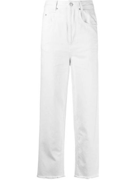 Mom jeans - białe Isabel Marant