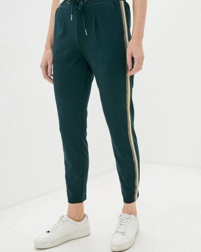 Зеленые спортивные брюки B.young
