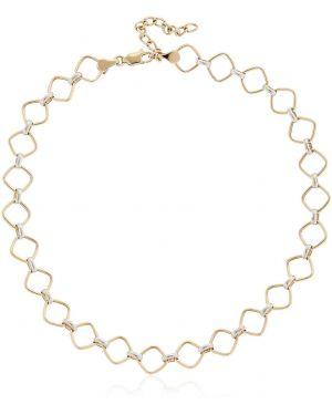 Biały złoty choker Margova Jewellery