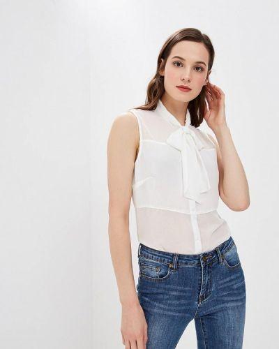 Блузка без рукавов белая Sh