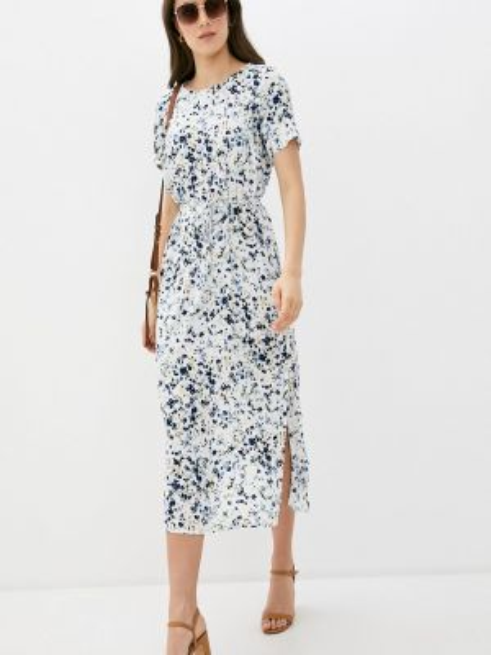 Белое платье Ichi