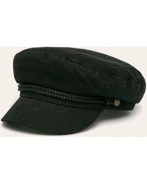 Czarny kaszkiet bawełniany Brixton