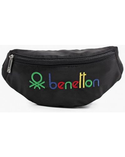 Черная сумка United Colors Of Benetton