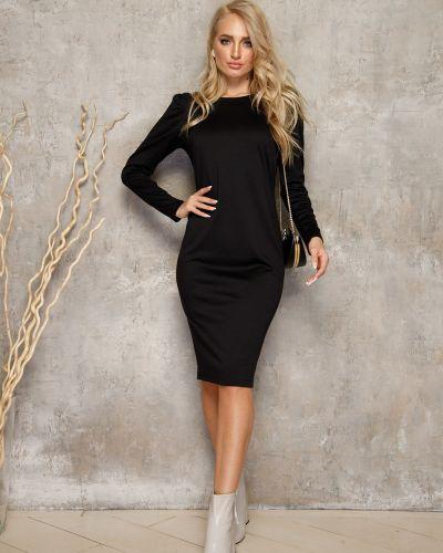 Нарядное платье миди Leleya