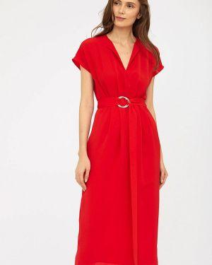 Красное платье Charuel