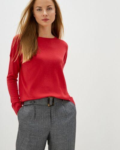 Джемпер красный осенний United Colors Of Benetton