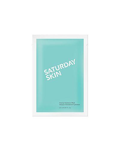 Мягкая кожаная маска для ног от морщин Saturday Skin