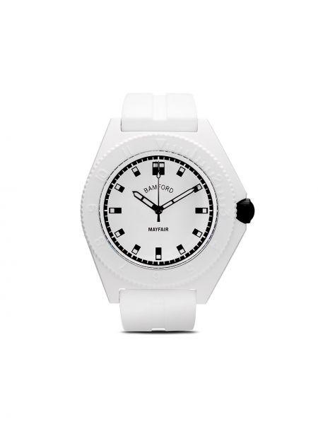 Zegarek sportowy - biały Bamford Watch Department