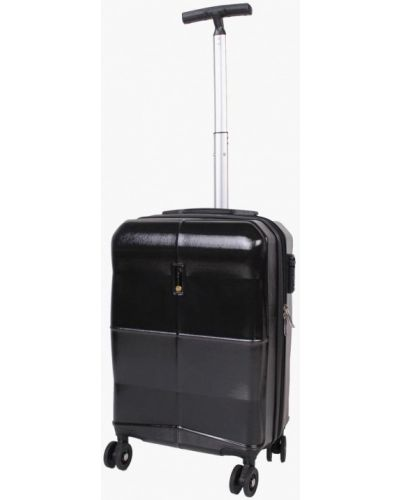 Черный чемодан Sunvoyage