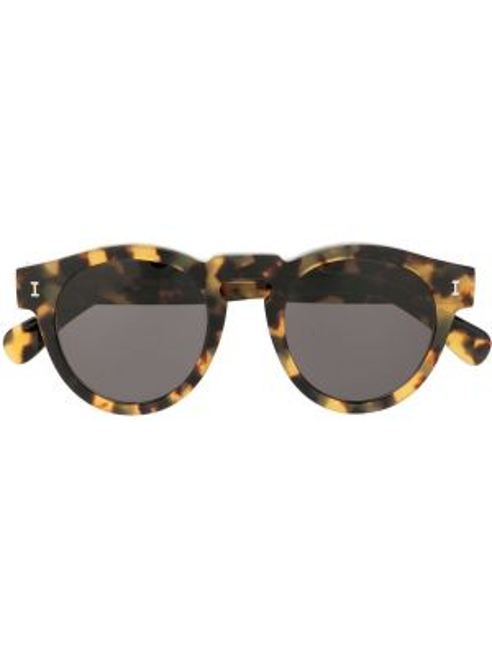 Brązowe okulary Illesteva