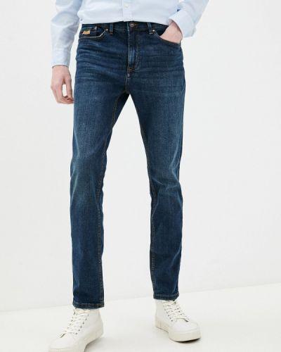 Синие джинсы осенние Springfield