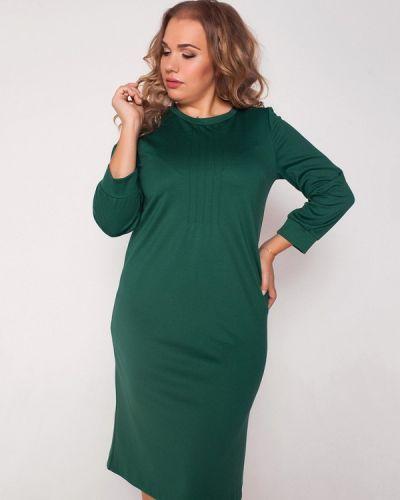 Зеленое платье Eliseeva Olesya