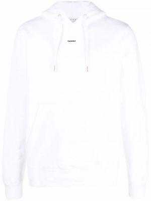 Biała bluza bawełniana Sandro Paris