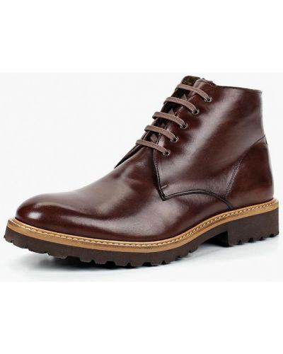 Кожаные ботинки осенние демисезонный Umber