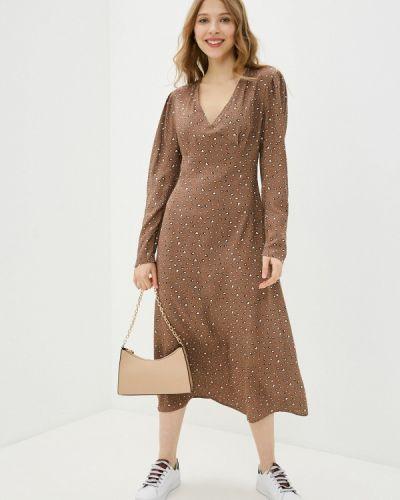 Платье - коричневое Imocean