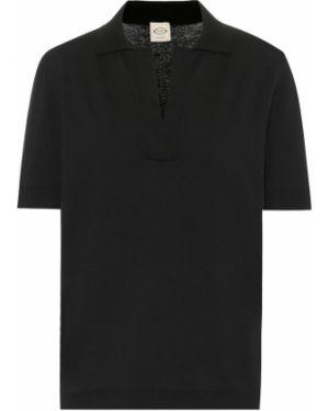 Черная классическая рубашка Tod's