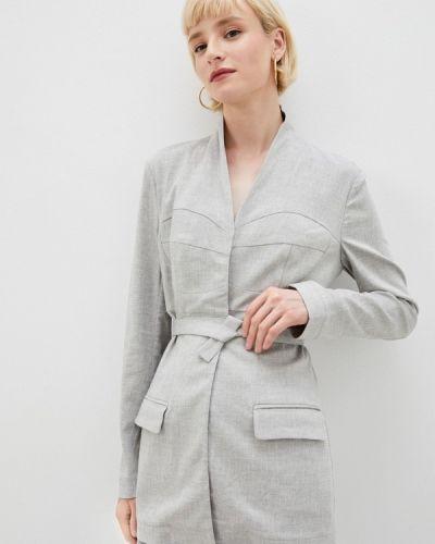 Серый пиджак Lezzarine