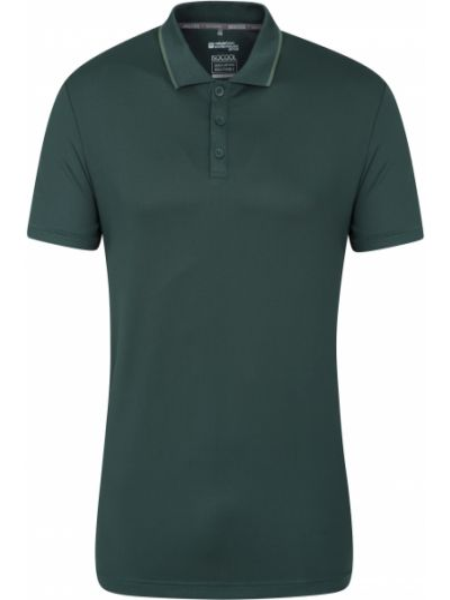 T-shirt materiałowa - zielona Mountain Warehouse