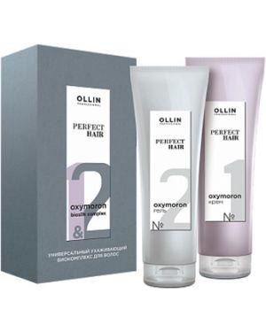 Маска для волос шелковый Ollin Professional