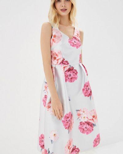Платье серое осеннее Dorothy Perkins