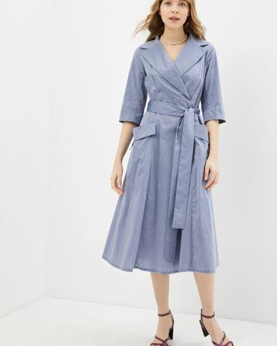 Платье - голубое Aelite