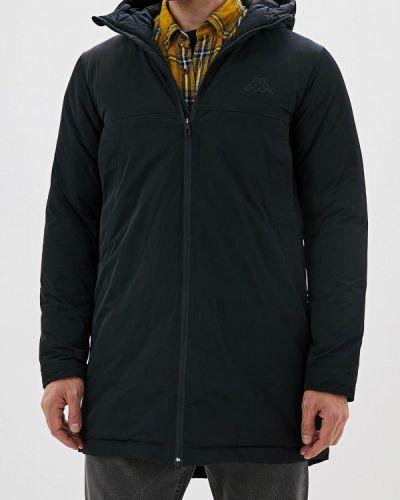 Куртка черная осенняя Kappa