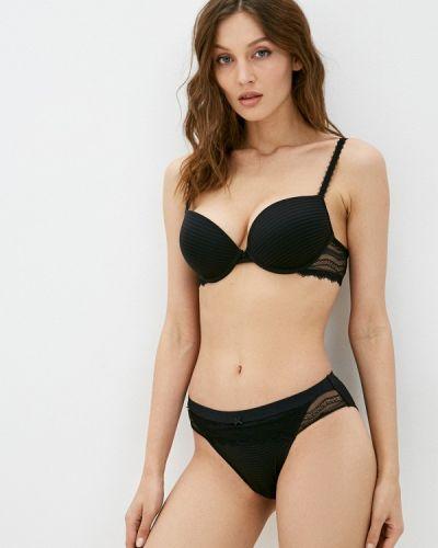 Бюстгальтер - черный Lisca