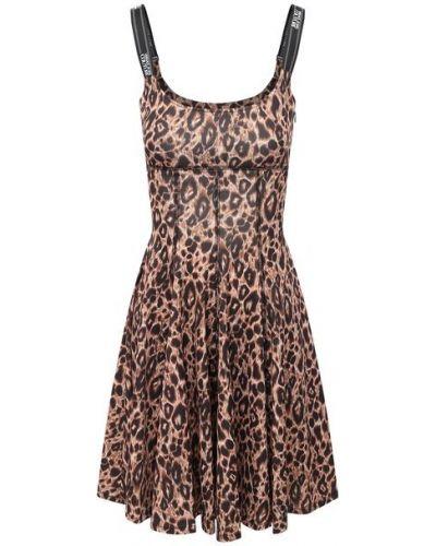 Джинсовое платье с подкладкой Versace Jeans Couture