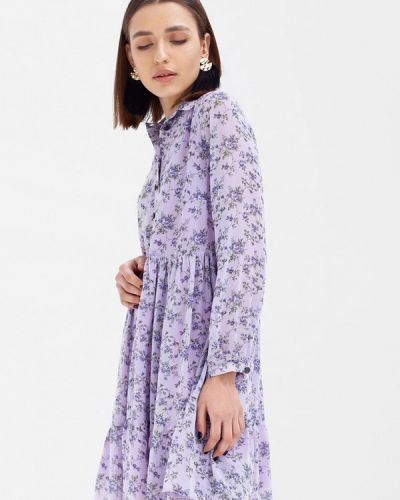 Фиолетовое платье Oks By Oksana Demchenko