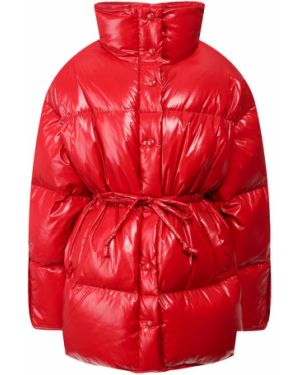 Куртка нейлоновая красная Acne Studios