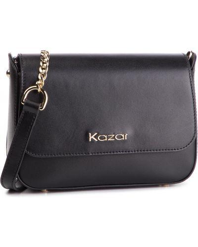 Klasyczna czarna torebka Kazar
