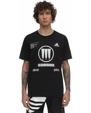 Czarny t-shirt Adidas Originals Statement