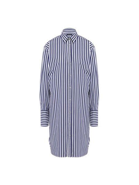 Платье платье-рубашка широкое Polo Ralph Lauren