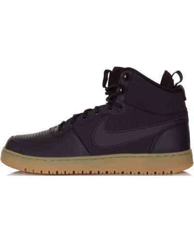 Кеды зимние теплые Nike