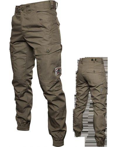 Спортивные брюки на резинке карго варгград
